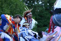 Native American Heritage Month Dancers